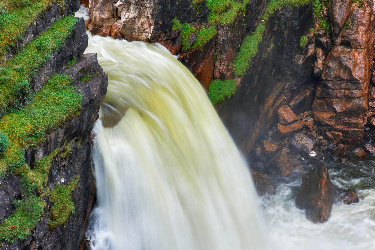 Vannmengdene er eventyrlige (c) Bård Løken