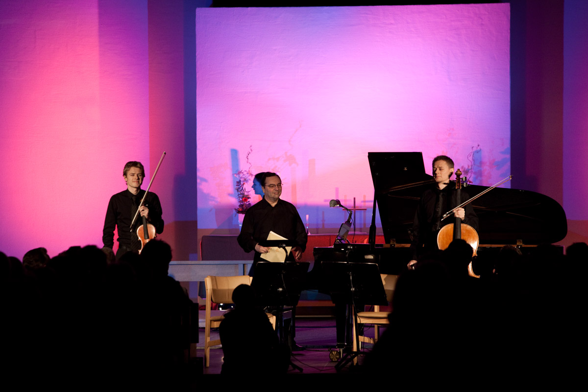 Konsert under Nordlysfestivalen i januar (c) Arthur Arnesen/Nordlysfestivalen