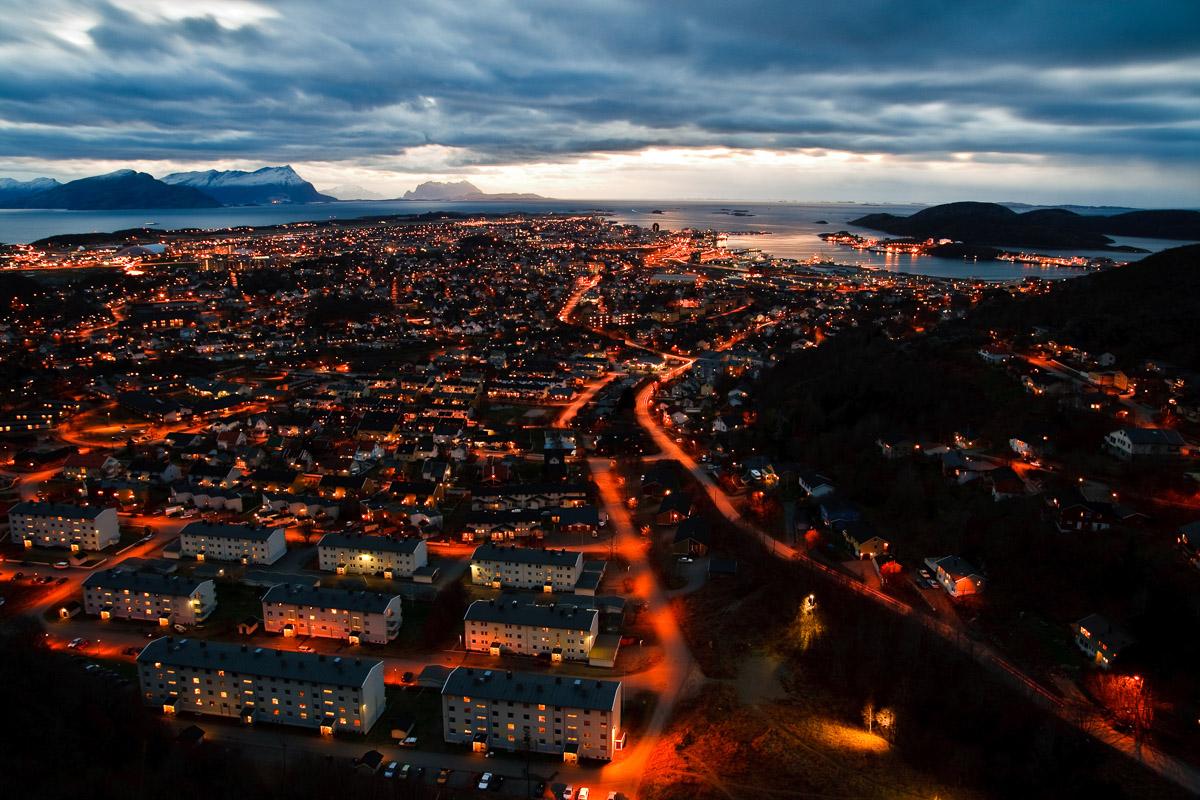 Lys og mørke (c) Kjetil Iversen
