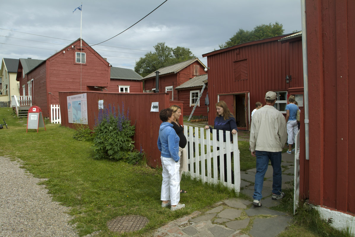 Tuomainen farm in Vadsø. The Kven came to Ruija, havlandet, to fish (c) Trym Ivar Bergmo