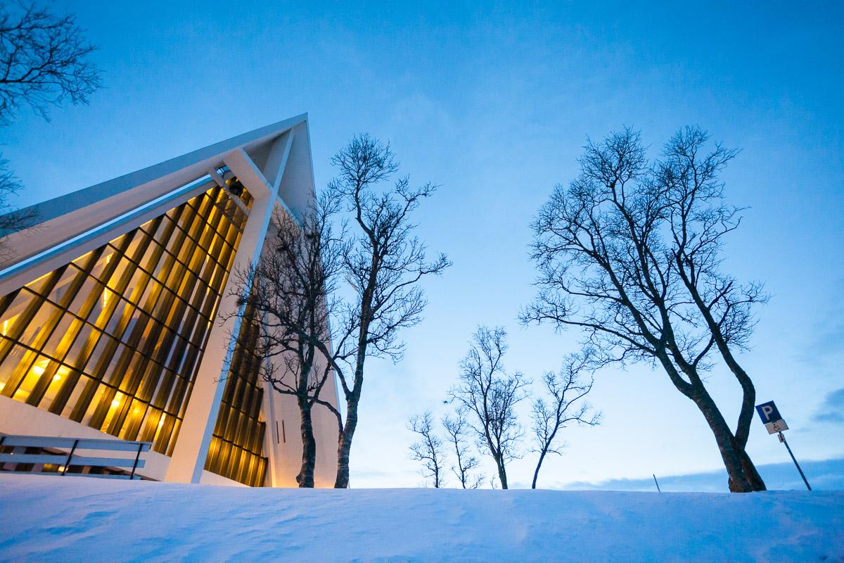 Ishavskatedralen © Konrad Koniescny