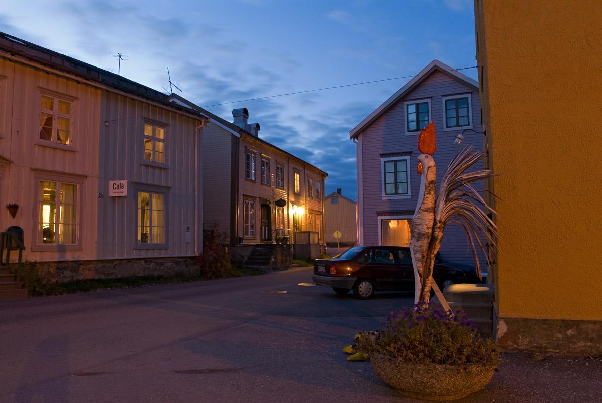 I skumringa © Erlend Haarberg/Helgeland Reiseliv