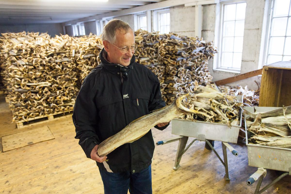 Norges sjømatråd: Foto: Marius Fiskum © Norges sjømatråd