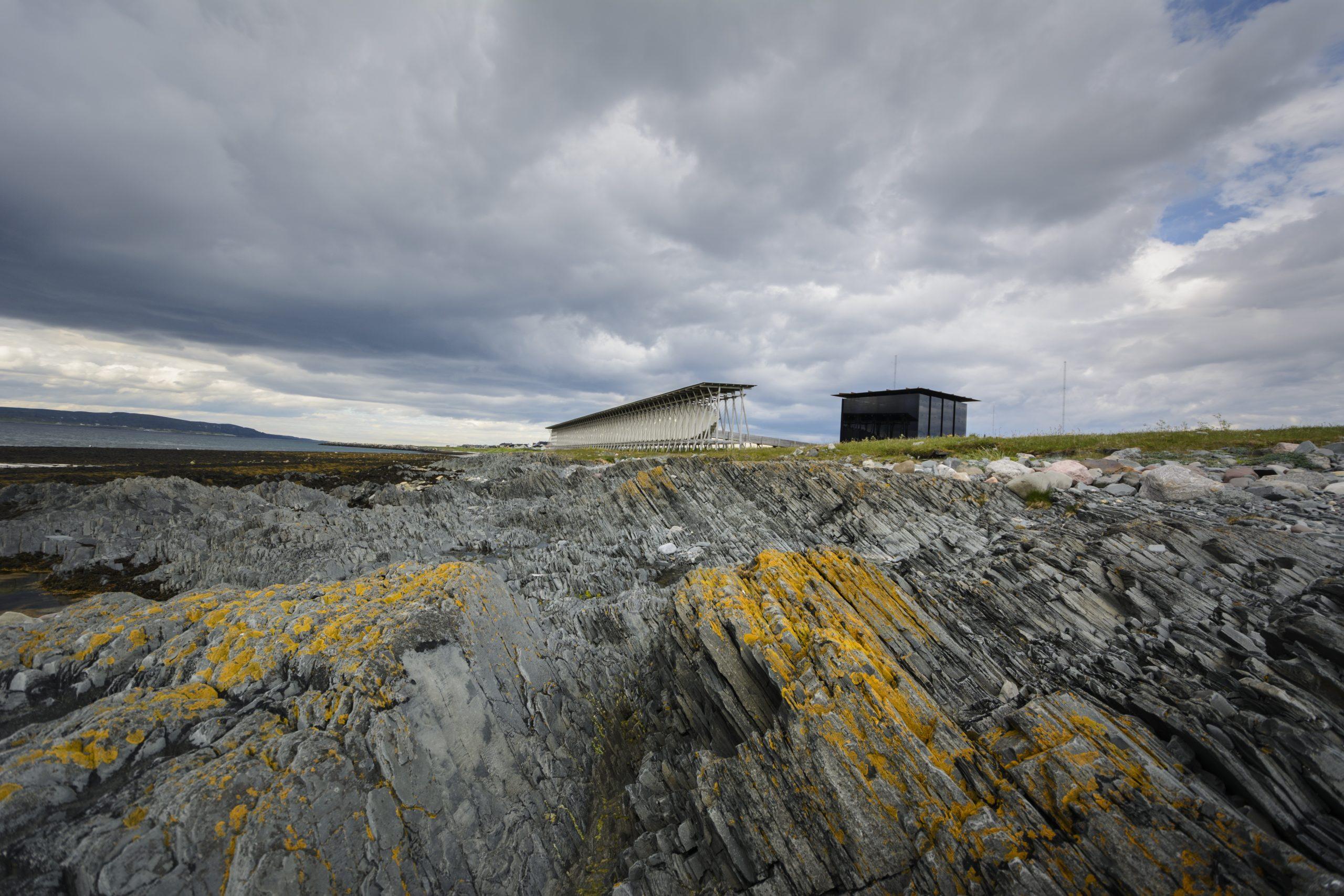 A striking memorial in a striking landscape © Fredrik Fløgstad / Statens vegvesen