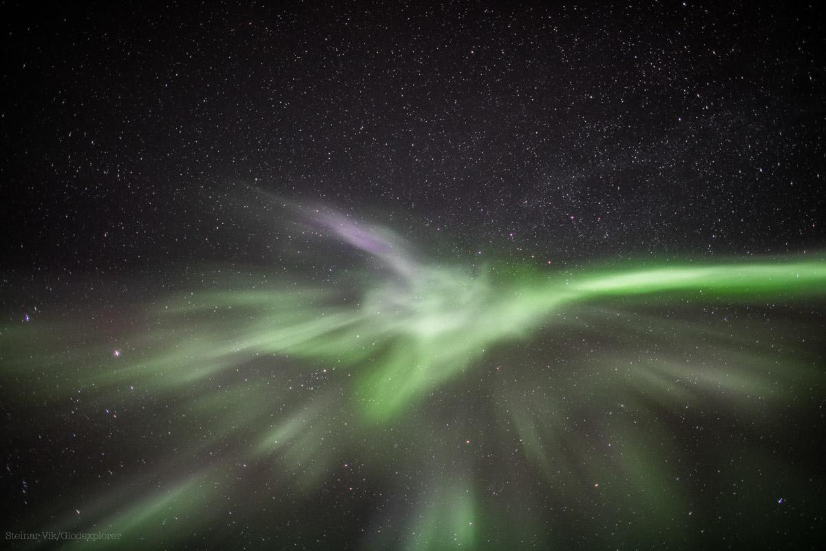 Farger overalt! © Glød Explorer