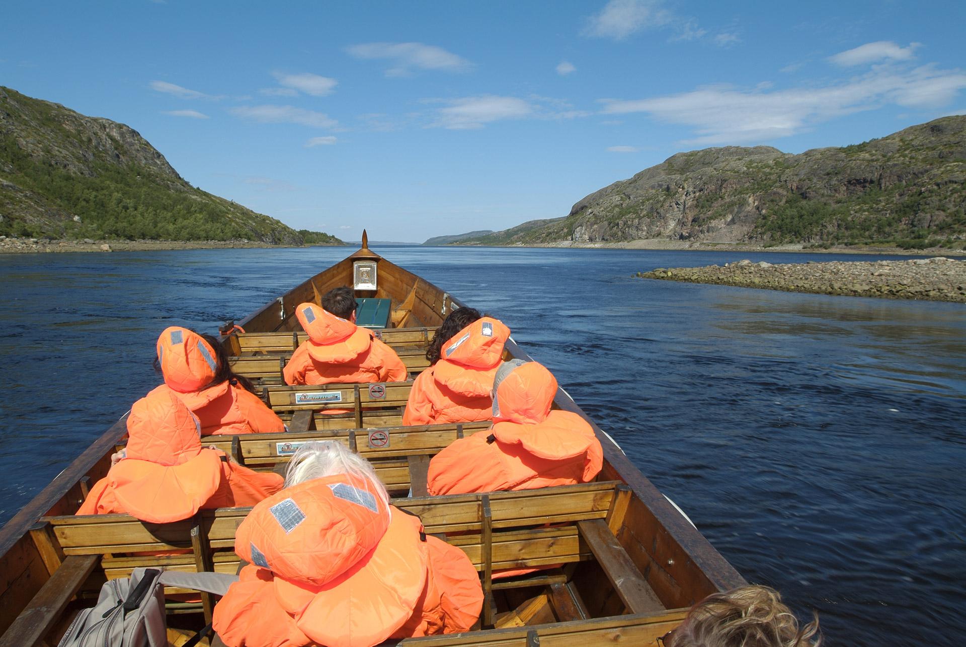 River boat safari © Trym Ivar Bergsmo