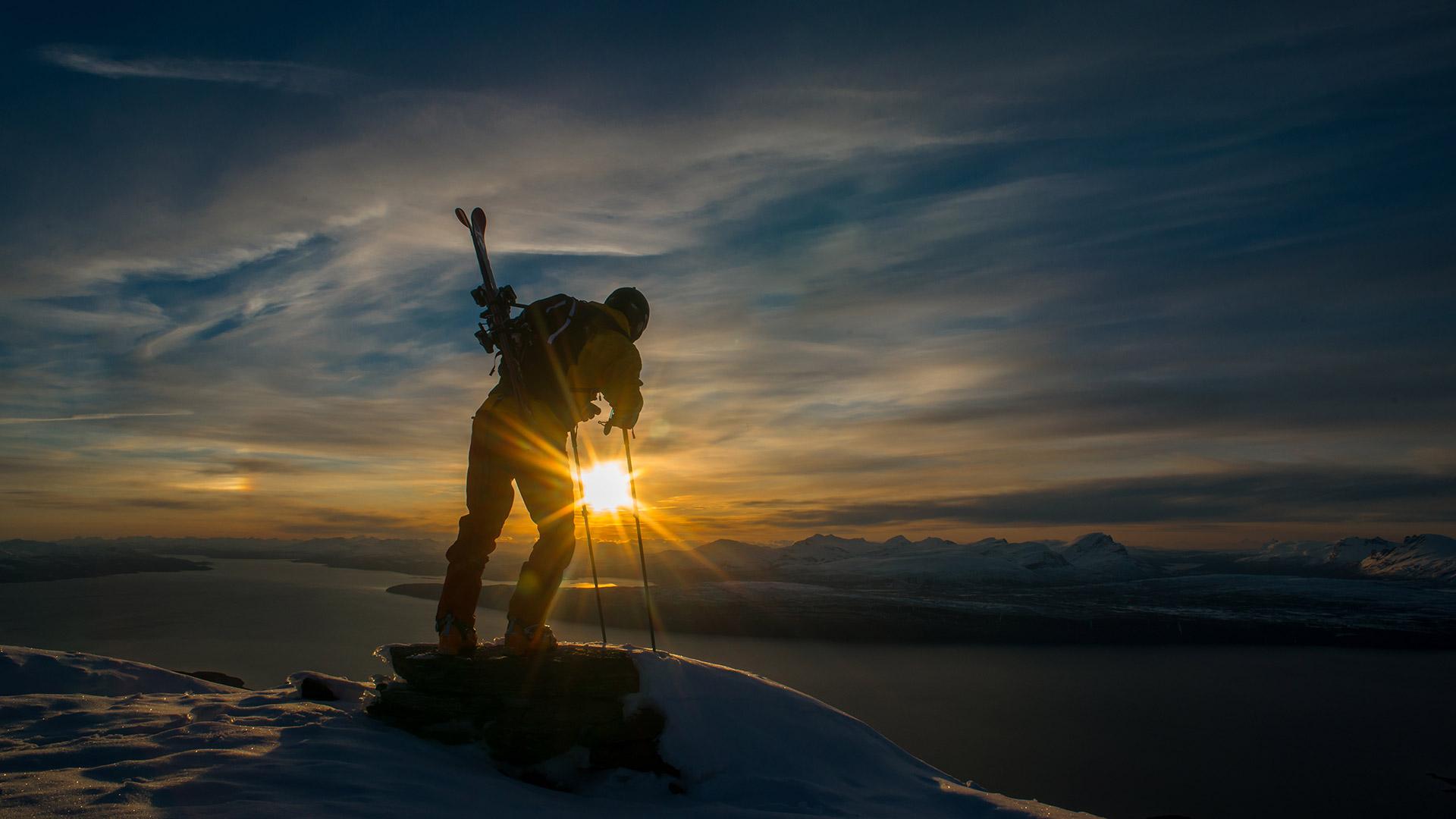 Fra toppen © Kjetil Janson