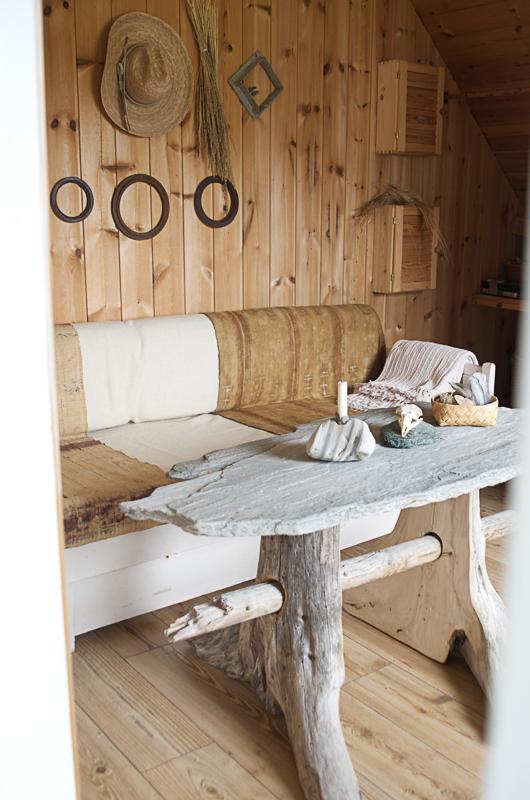 Denne designdetaljen finnes det bare én av (c) Engholm Husky Design Lodge