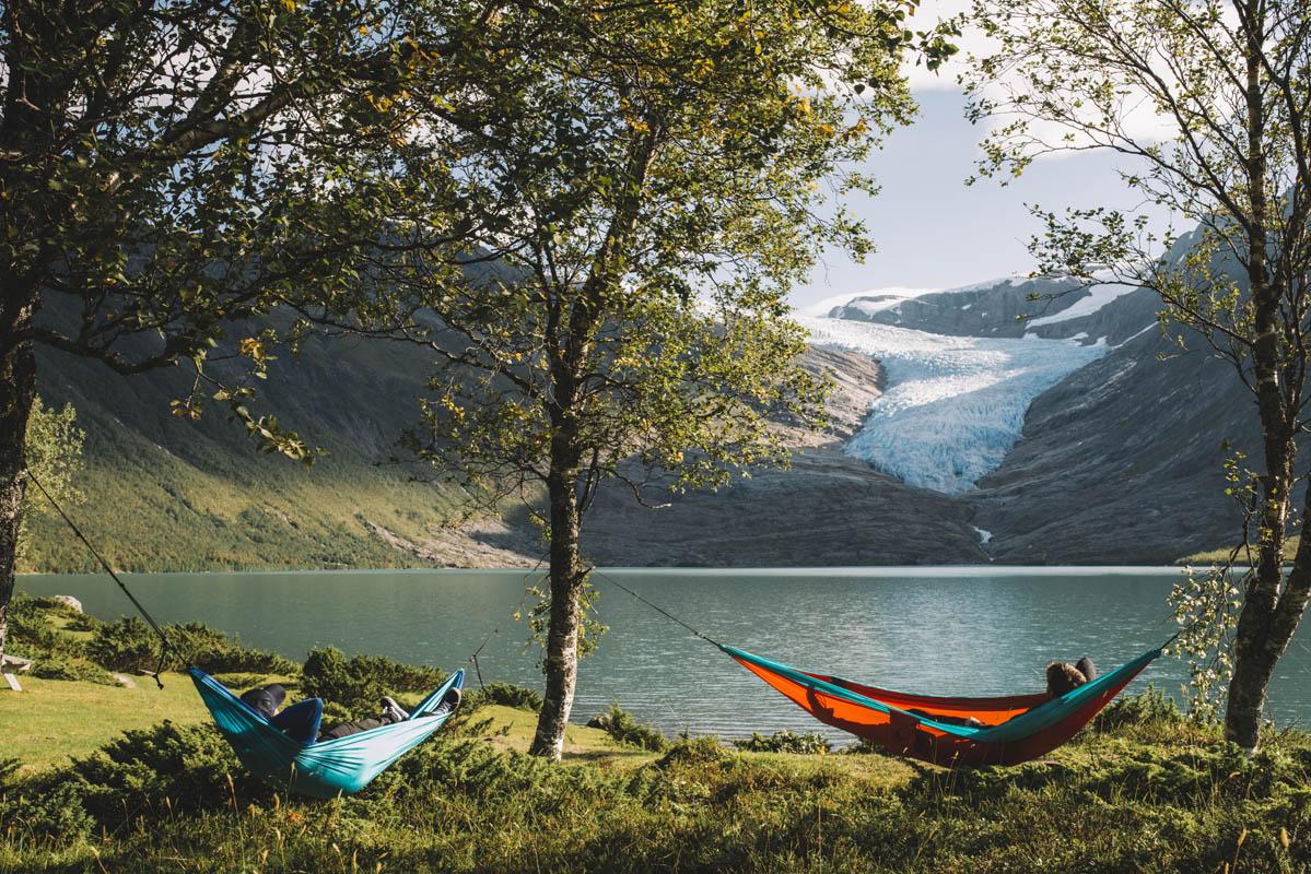 Heading for the glacier © Emil-Sollie-Brixton Frames