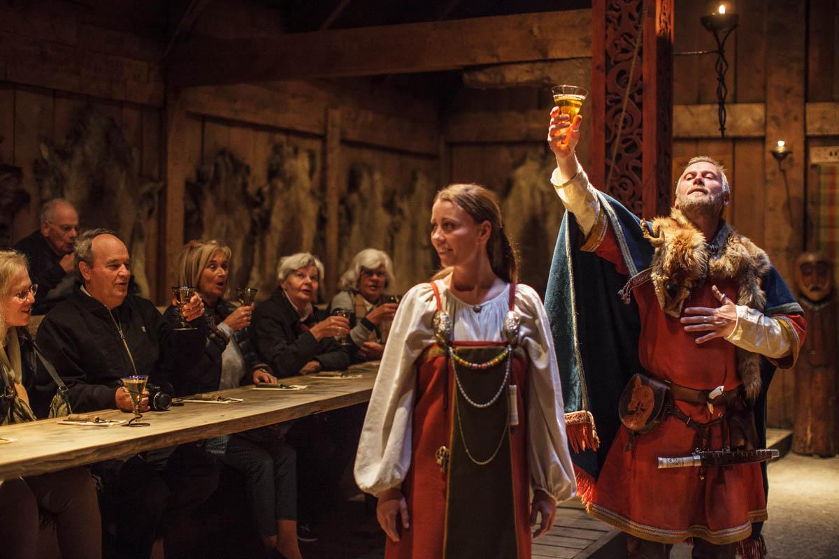 Ta del i vikingenes historie - Kjell Ove Storvik