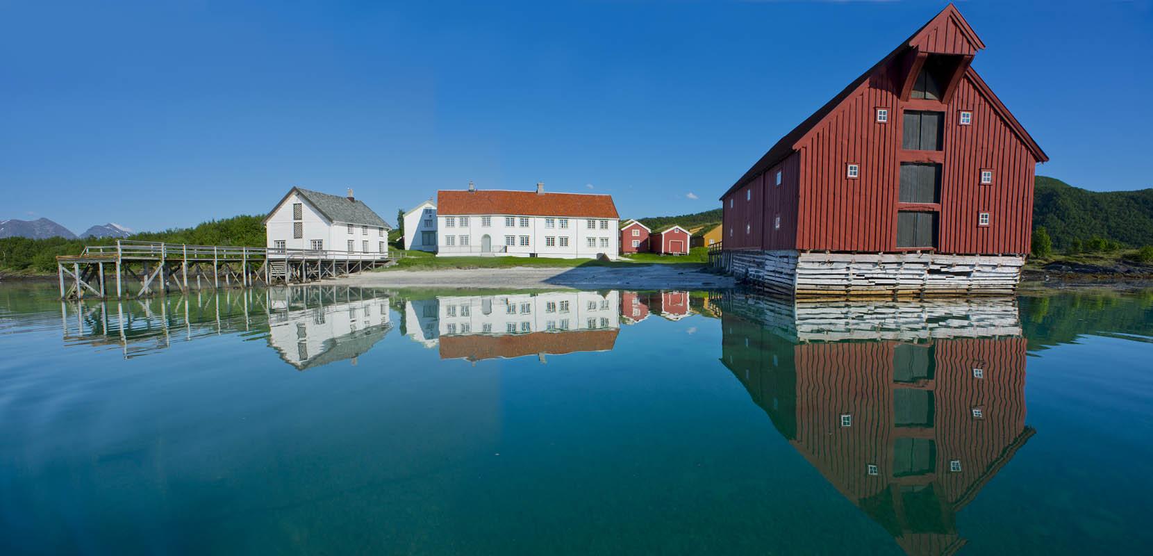 Kjerringøy Havn