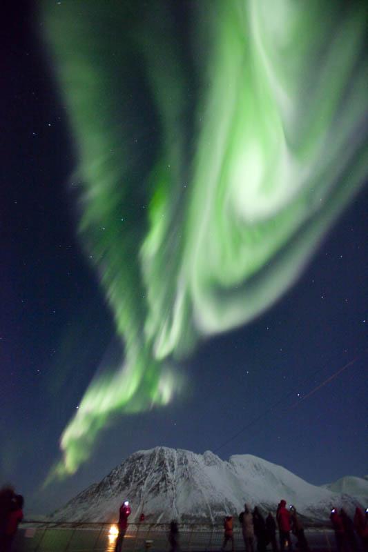 Opplev indrefileten av Nord-Norge ombord Hurtigruten (C) Shigeru Ohki