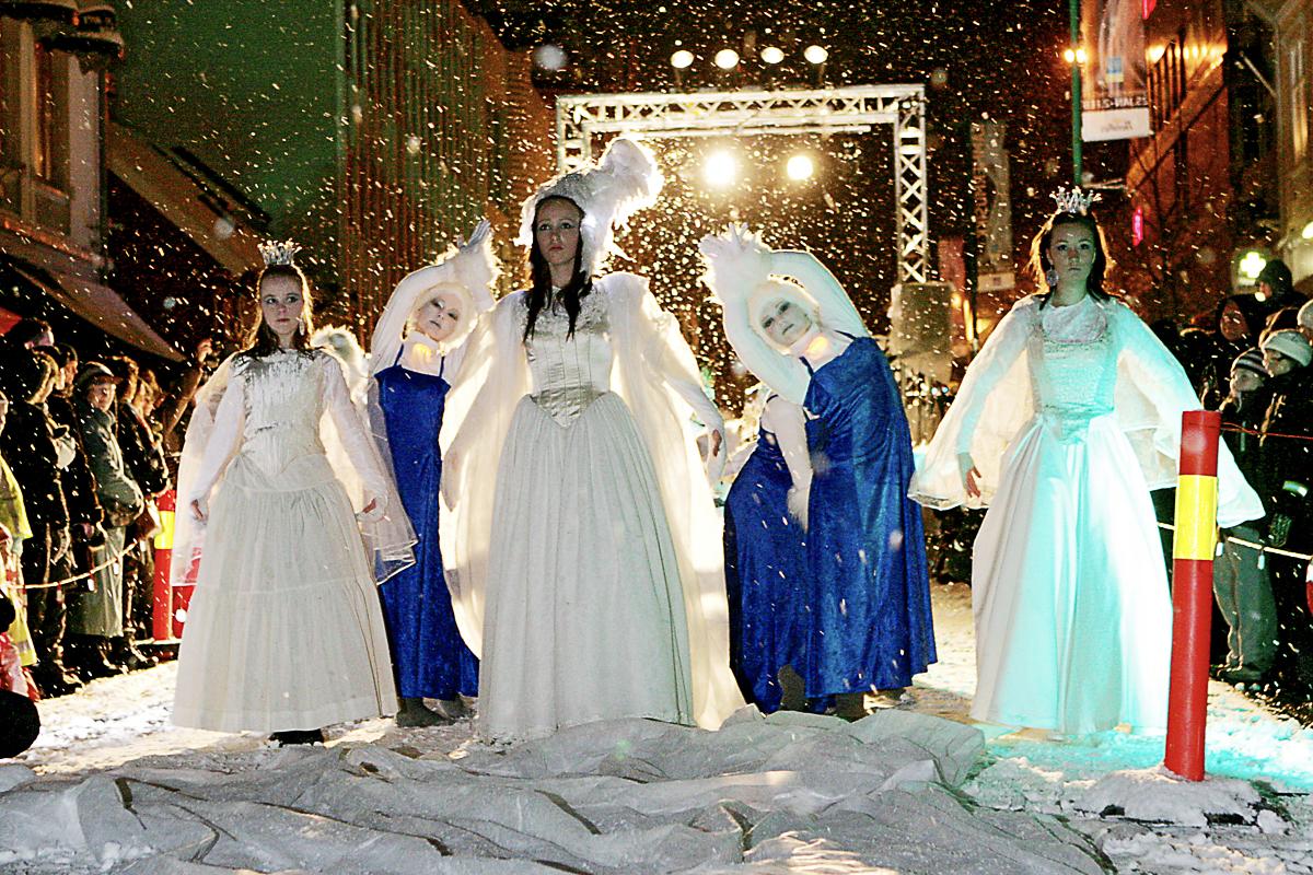 Åpning av Nordlysfestivalen (c) Vidar Dons Lindrupsen