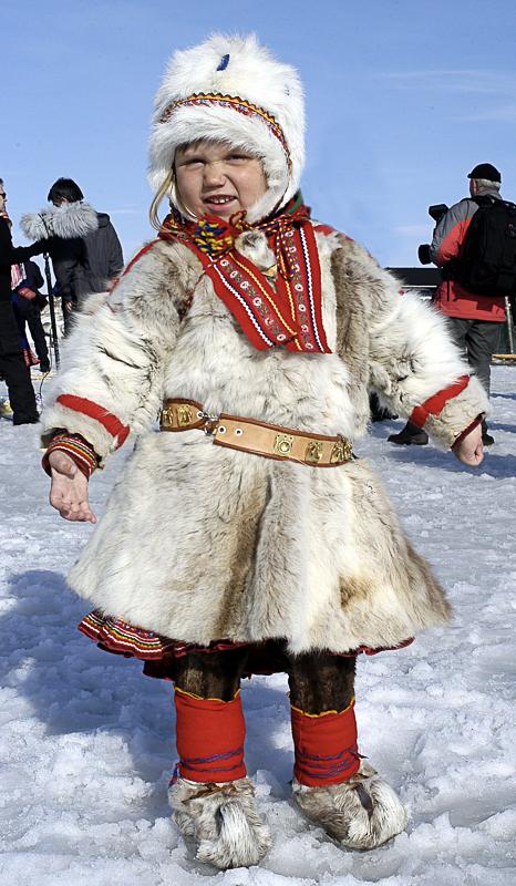 The best outfit © Jørn Tomter