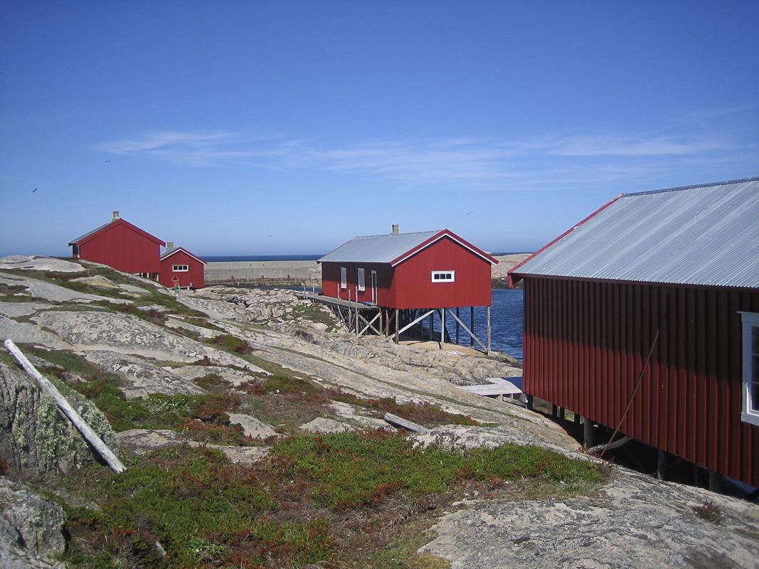 Fra Bremstein, en av de 6500 øyene (c) Helgeland Reiseliv