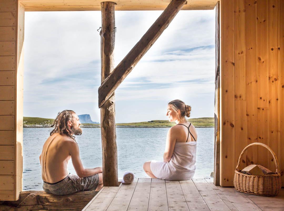 Badstuene til Havfolket © Kathrine Sørgård