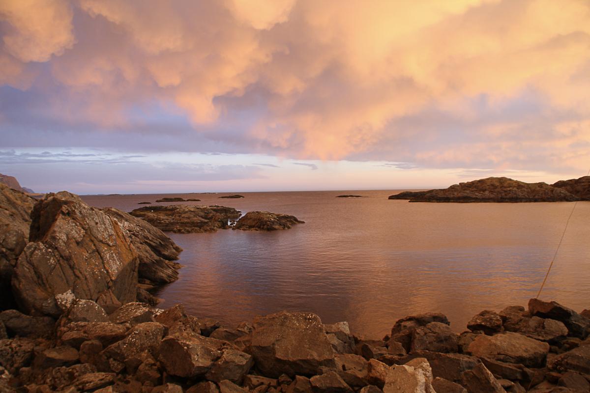 Storhavet ligger rett utenfor © Vesterålen Reiseliv