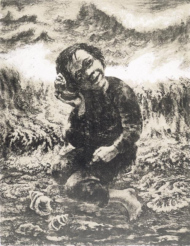 Gutten med konkylien