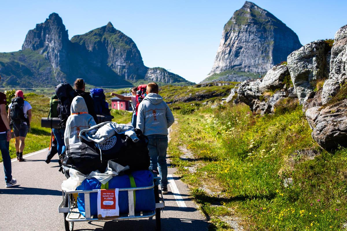 trænafestivalen på øya træna er en årlig festival som får mye besøk