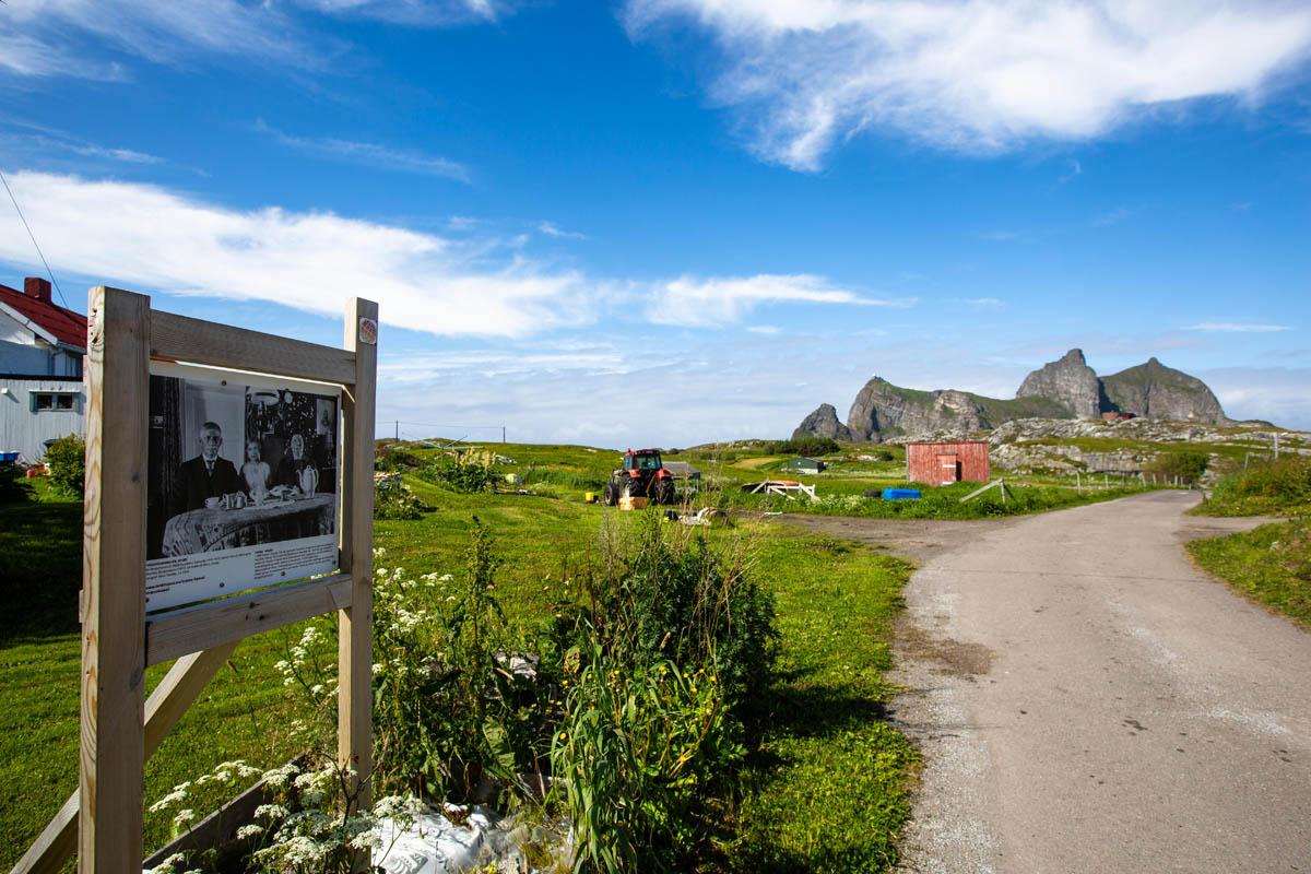 På Træna foregår en av Nord-Norges mest kjente festivaler © Mats Hoel Johannessen