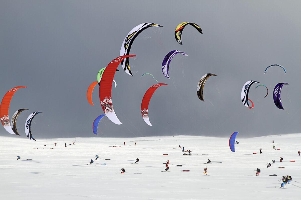 VAKE går over hele Varangerhalvøya i den solrike ettervinteren (c) Ingerid JordalIsh