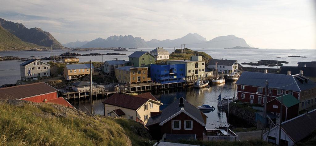 OLd fishing village (c) Vesterålen Reiseliv