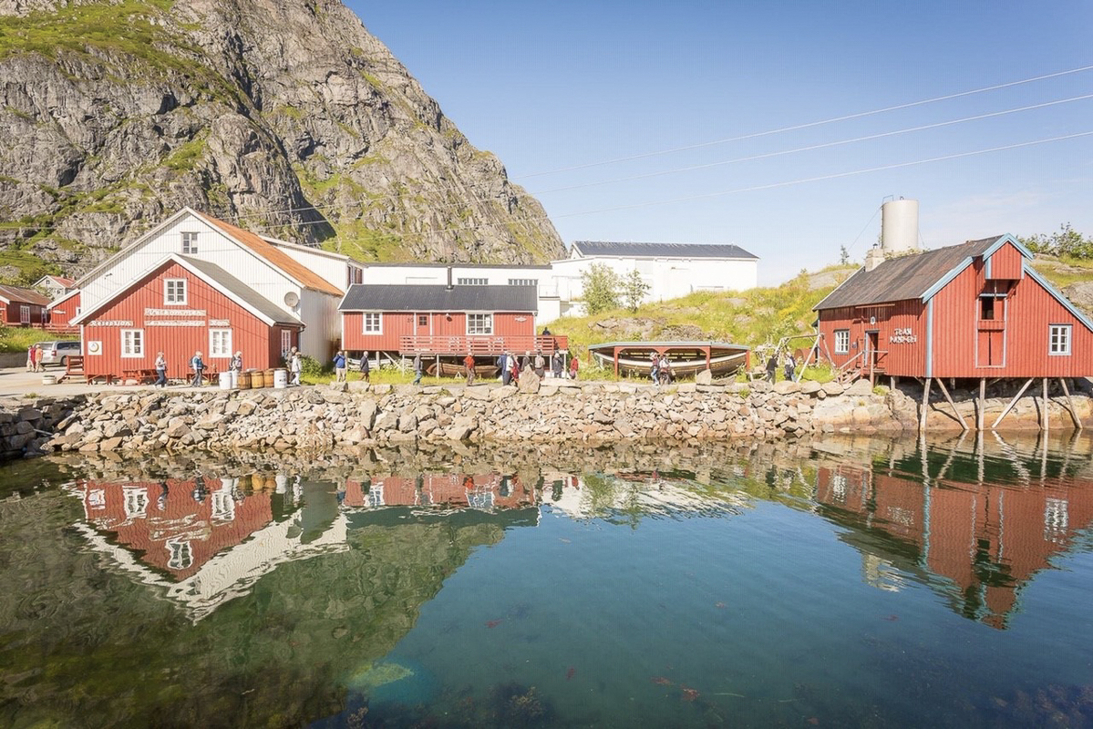 Norsk fiskeværmuseum Lofoten