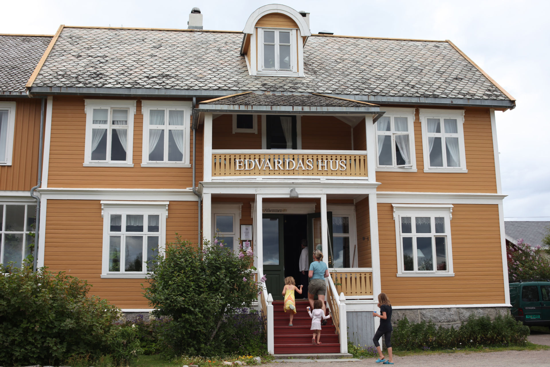 Edvardas hus på Hamarøy (c) Roger Johansen