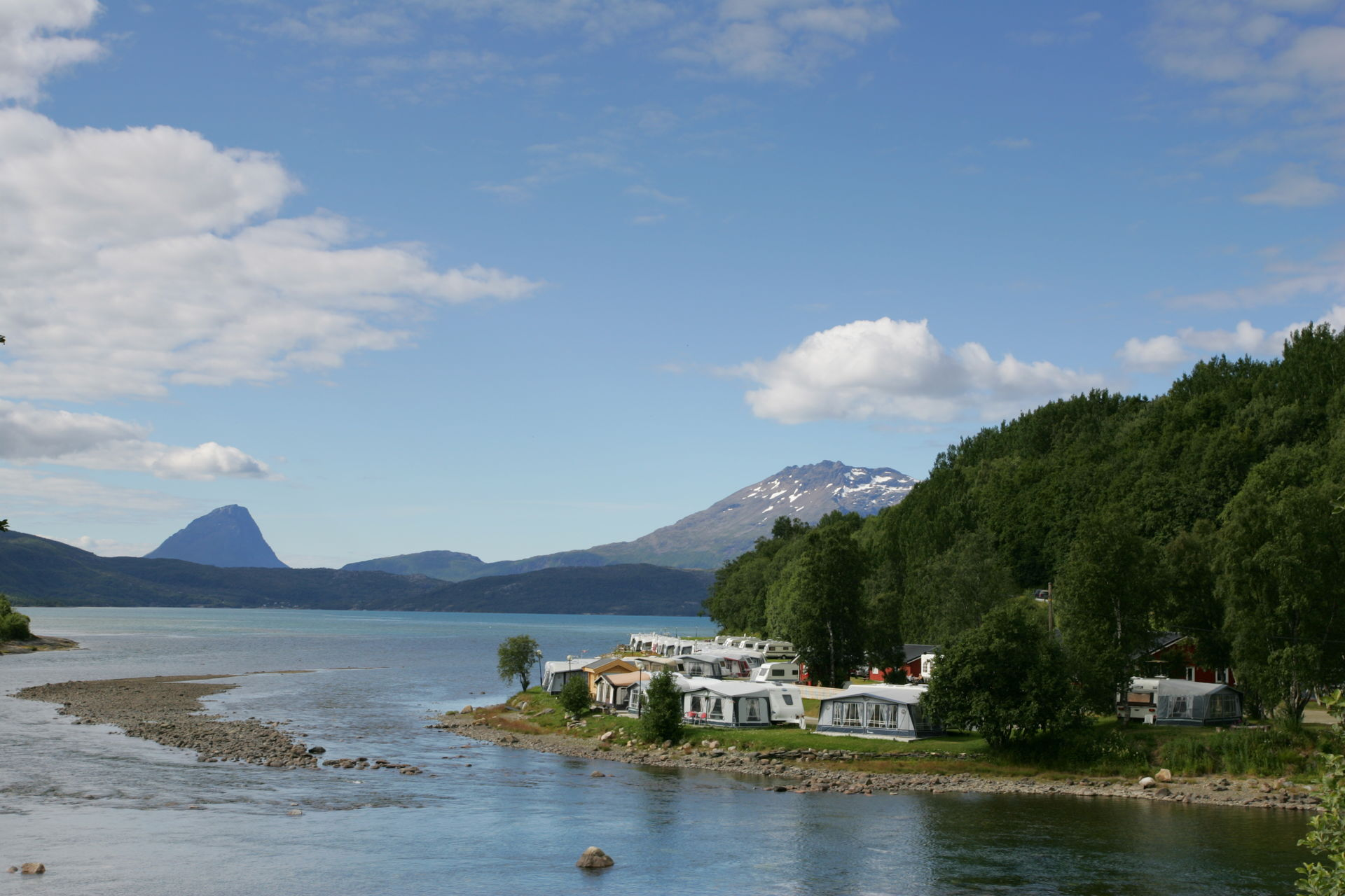 Camping i Harstad (c) Frank Andreassen