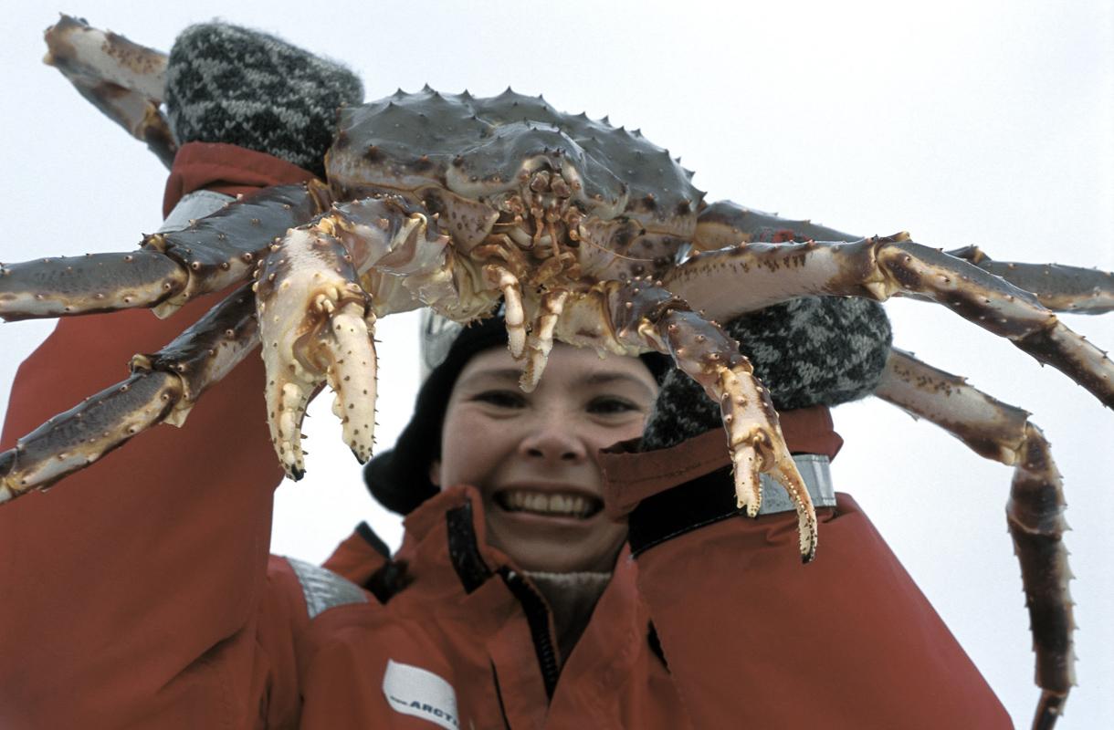 On the frozen ice © Bjørn Klauer