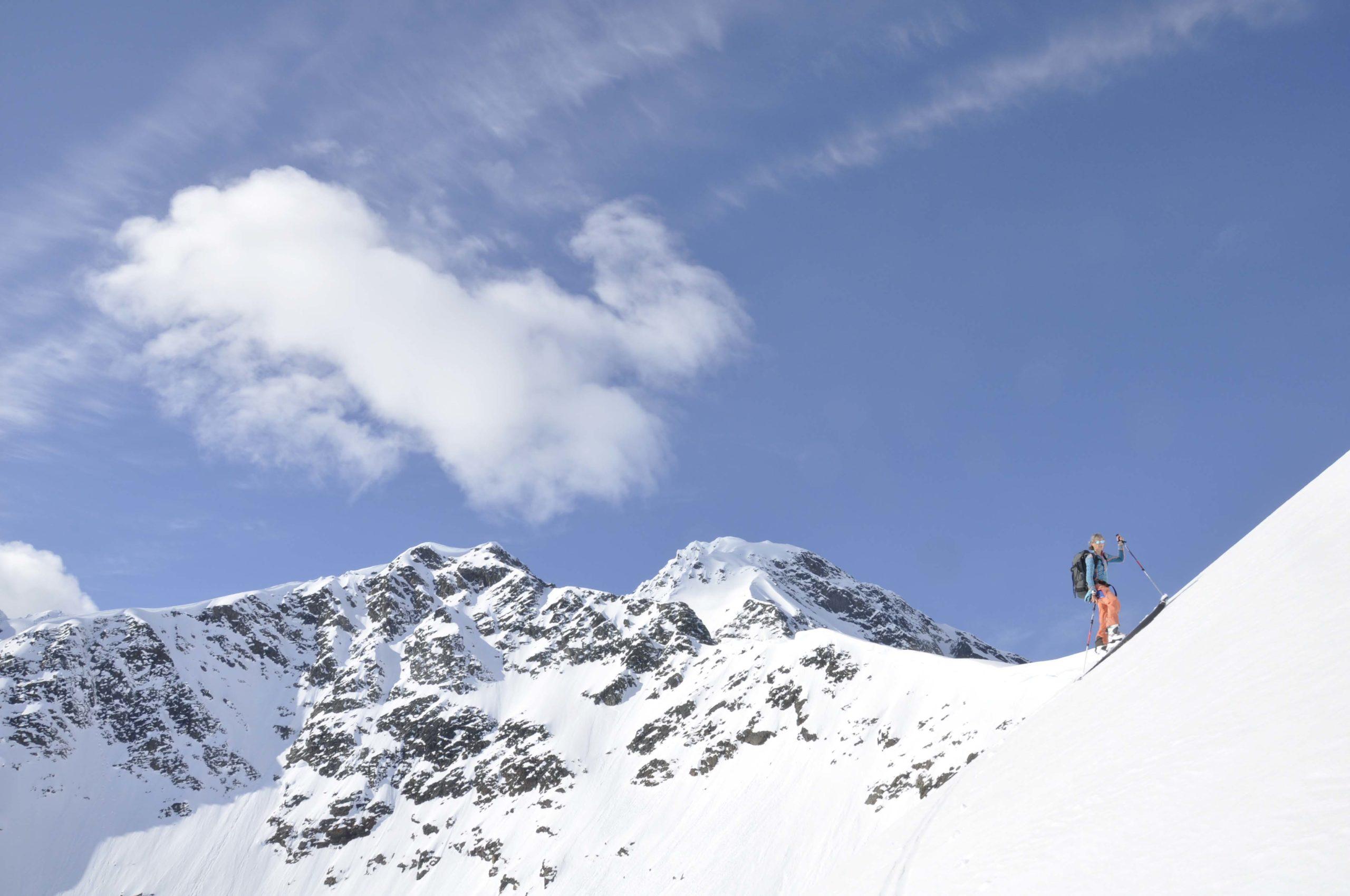 Noen som kjenner igjen toppen? © Espen Nordahl