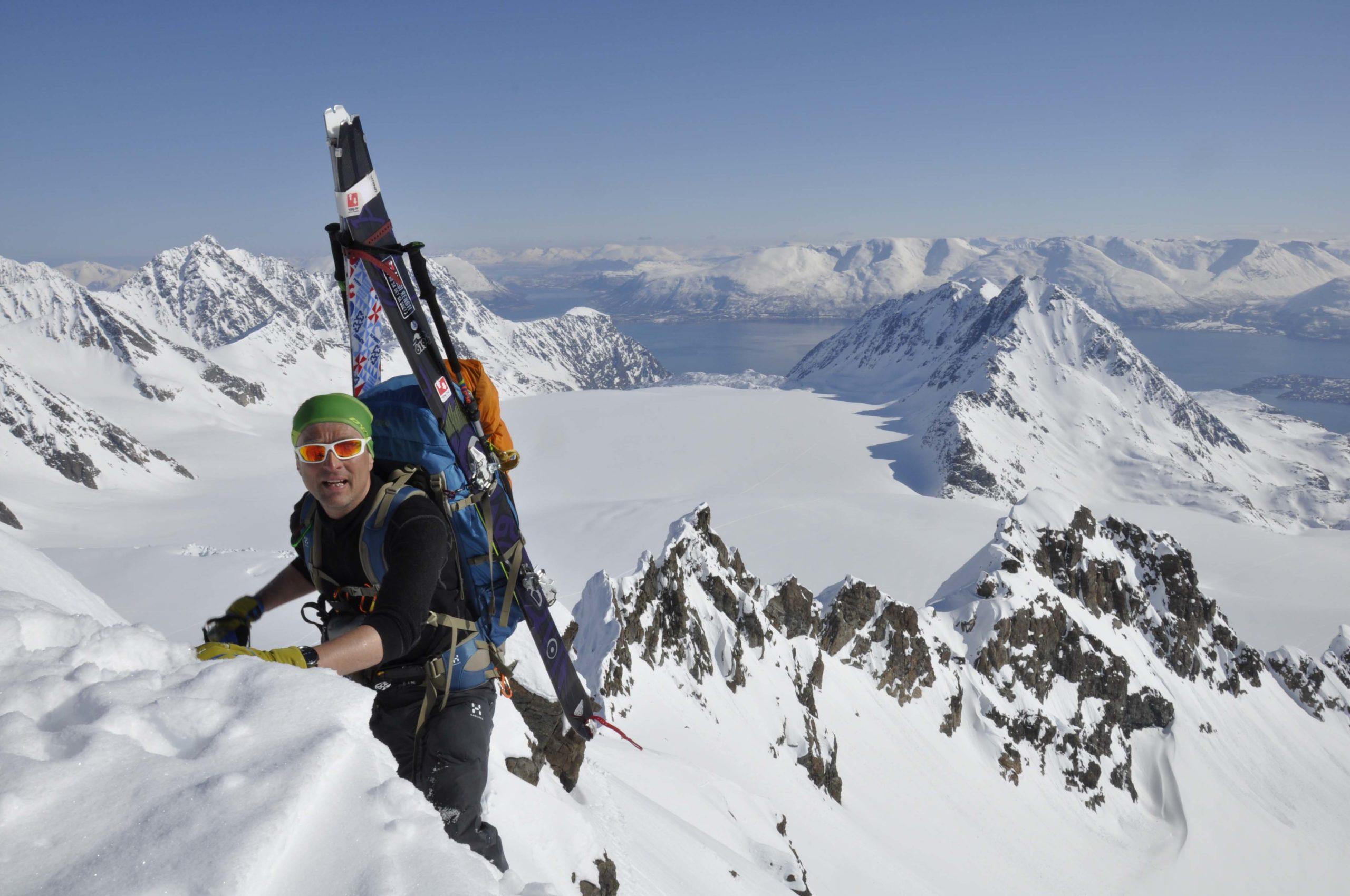 Ordet verdensklasse står i fare for å bli utvannet. Men, det må frem når man skal beskrive Nord-Norge som skidestinasjon © Espen Nordahl