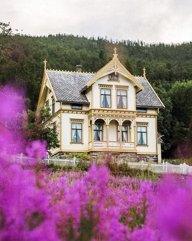Norges vakreste hus © Jenny Hoff