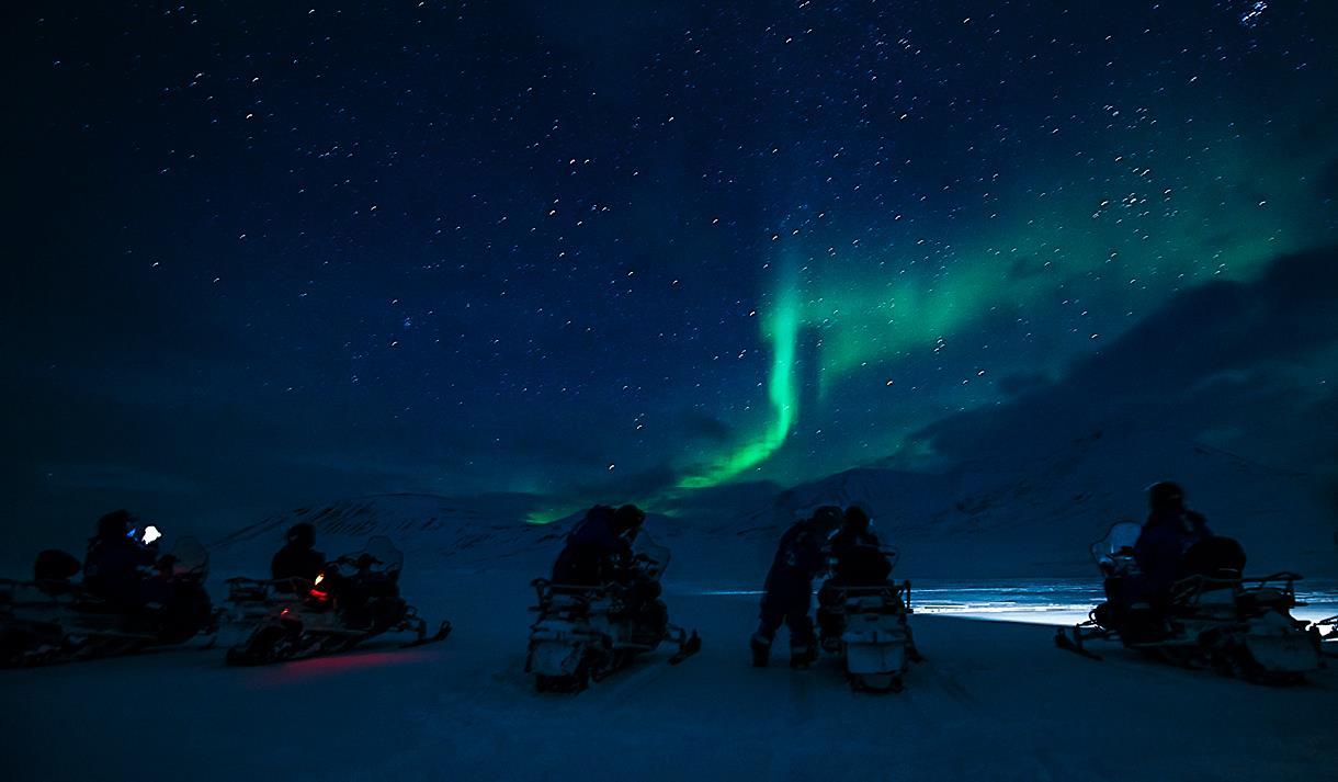 Med EL-scooter blir turen nesten helt stille © Agurtxane Concellon