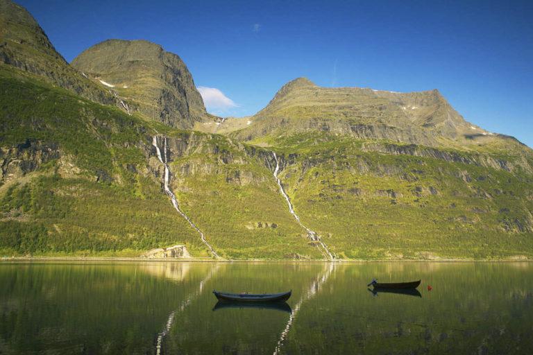 Midnight Quiet in Kåfjord © Bård Løken