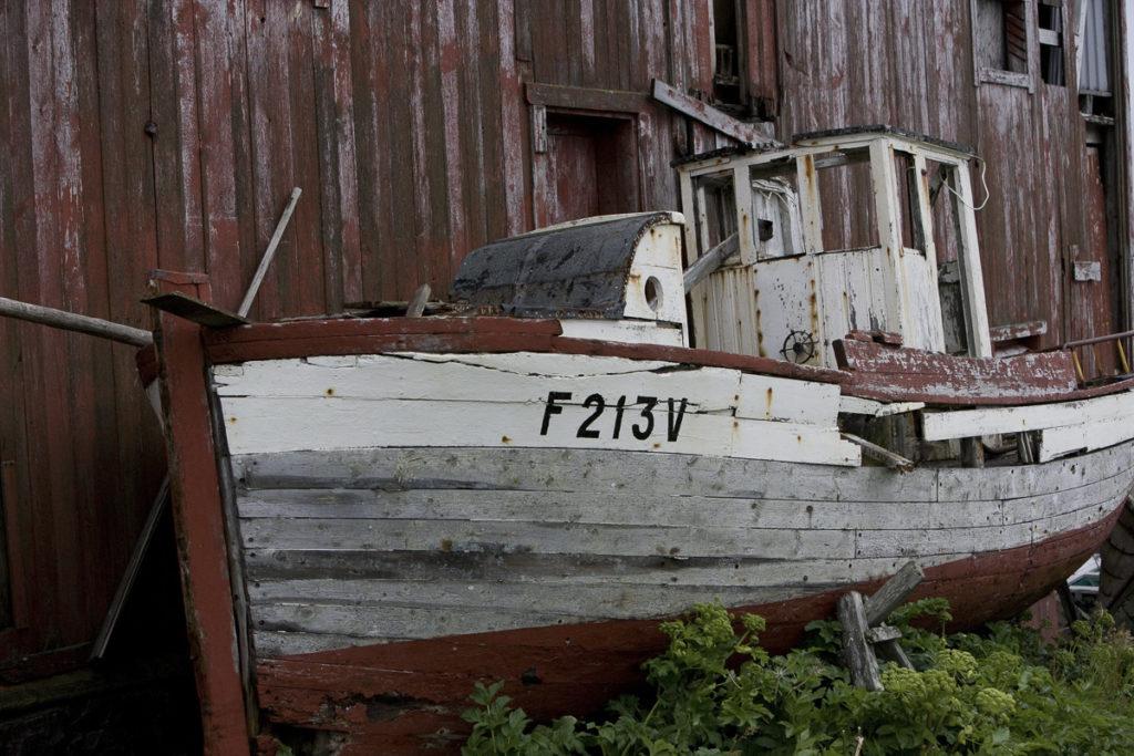 Wreck in Vardø