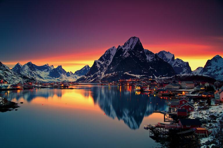 Reinefjorden © Christian Ringer