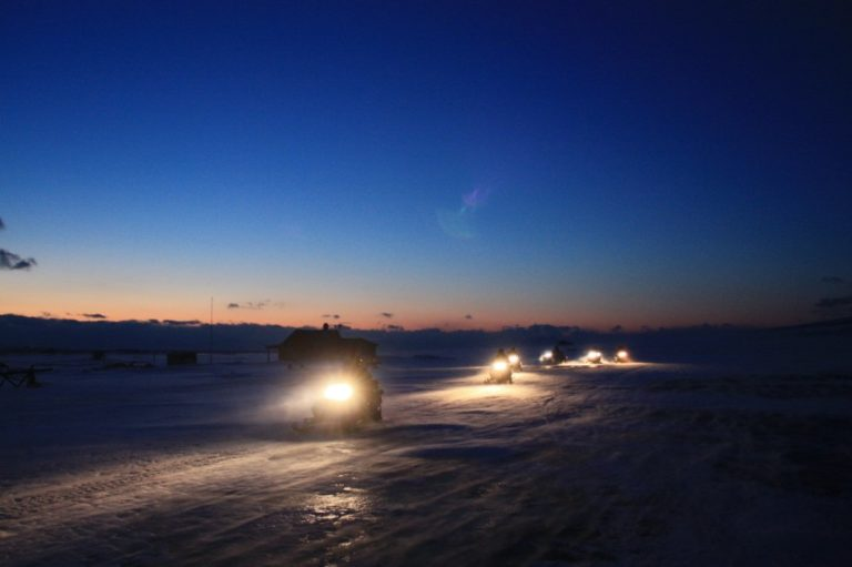 Sunset riders © Hanne Knudsen/Innovasjon Norge