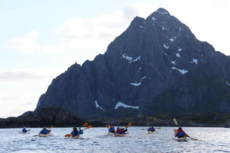 Vågekallen dominerer ennå Lofoten © Roger Johansen/NordNorsk Reiseliv