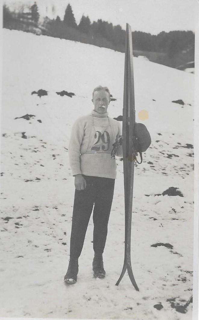 Bilde av Ole Reistad fra Hofgastein