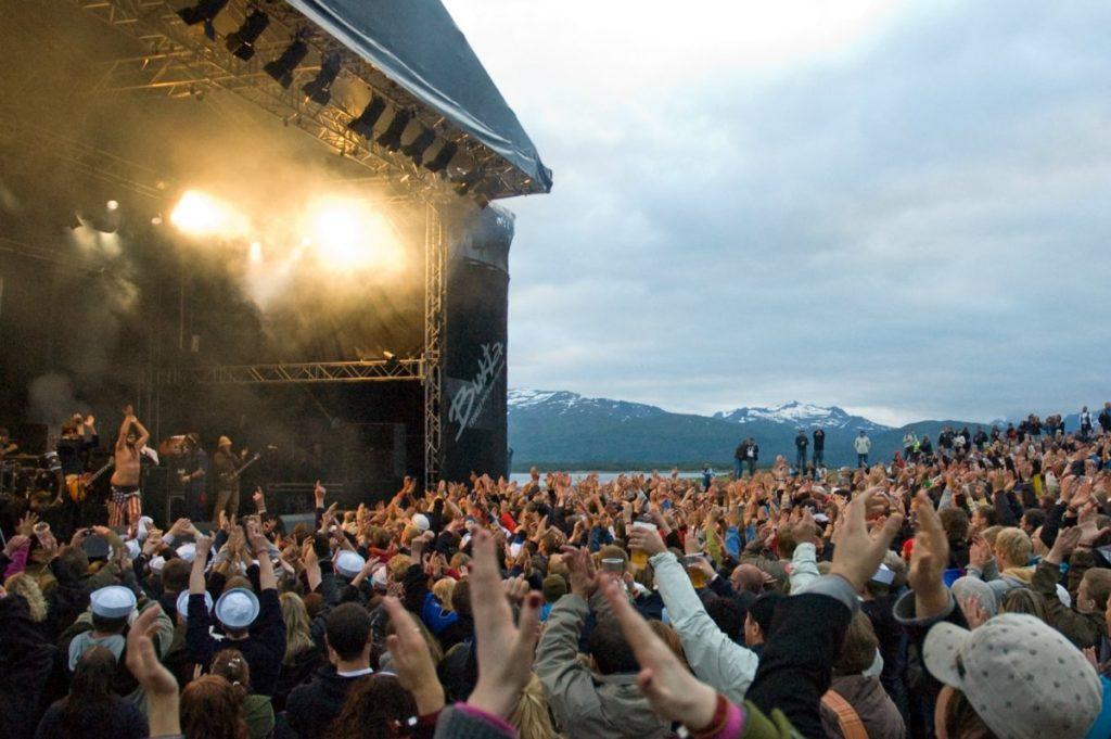 Bukta festivalen