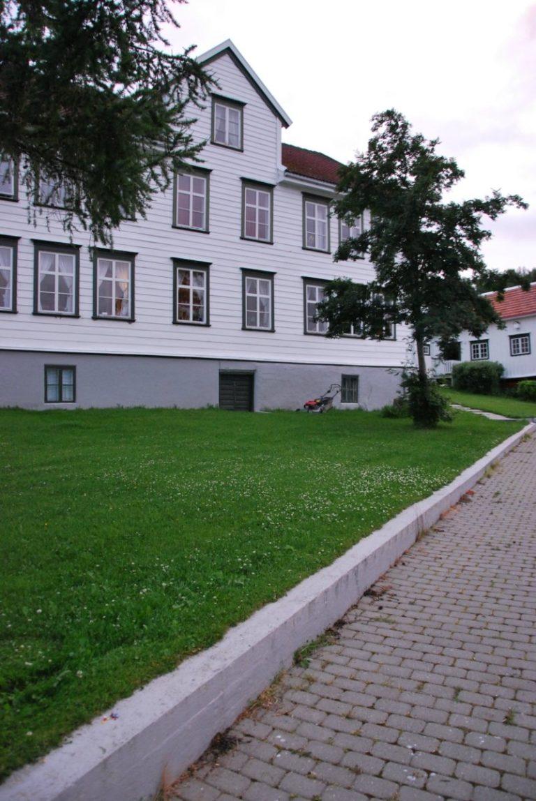 Main residence © Knut Hansvold