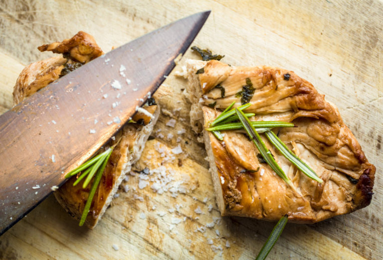 All breads are locally made using local ingredients © Rune Nilsen