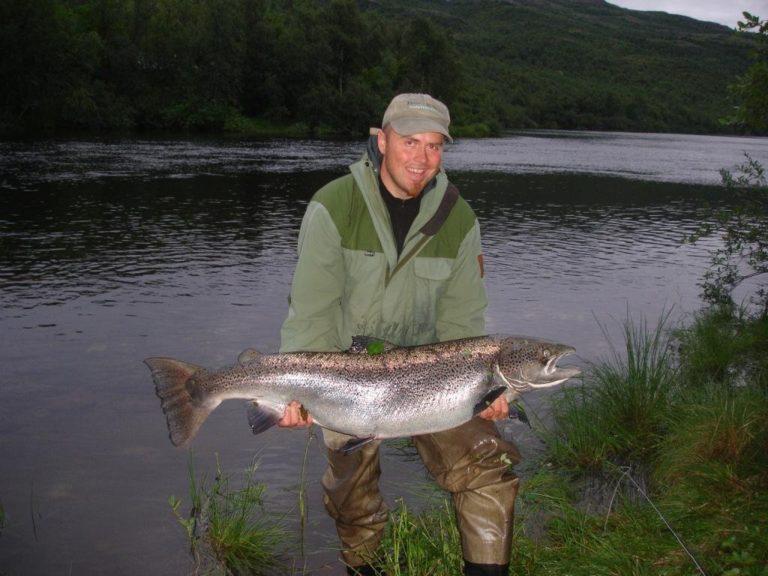 The record trout! © Ken-Gøran Grøtte Pedersen