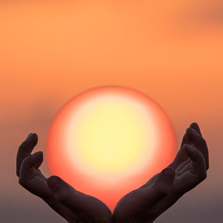 The Midnight Sun is a gift © Michael Ulriksen