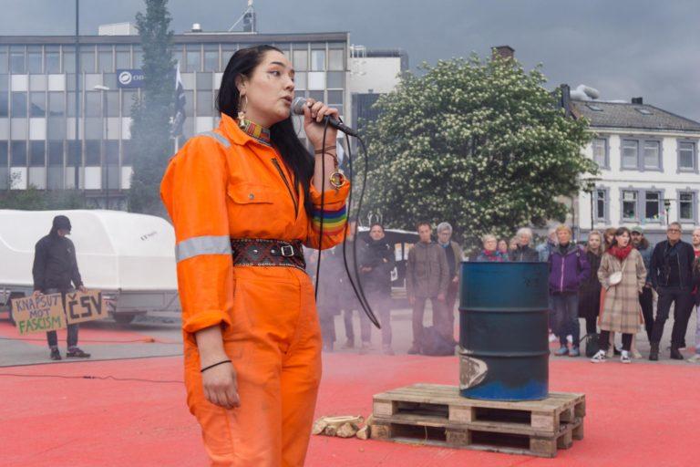 Occupassion med utendørs konsert på Festspillene © Linda Mathisen