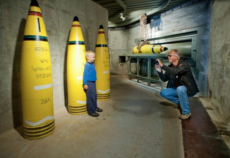 The size of the shells are bigger than you imagine © Ernst Furuhatt/Nordlandsmuseet