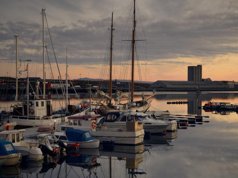 Harbour of Vadsø © Emile Holba/Visit Varanger
