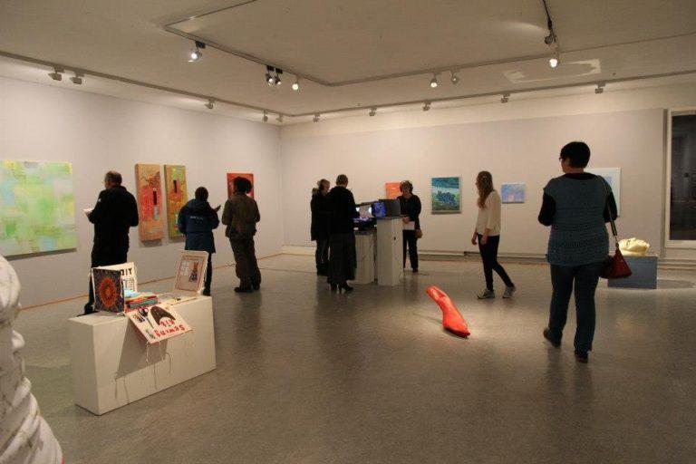 An exhibit underway © SDG/Monika Anti