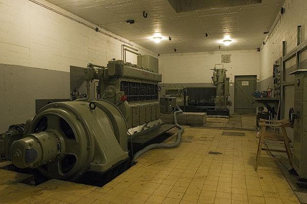 Engine room © Eva-Ditte Donat